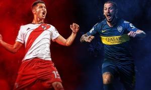 Chung kết Copa Libertadores là trận Siêu kinh điển Argentina