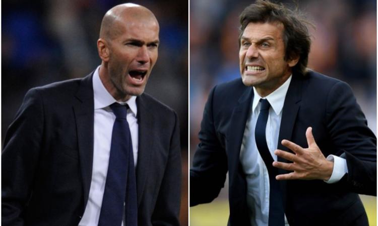 Nhà cái đánh giá cao khả năng Zidane hoặc Conte kế nhiệm Mourinho -  VnExpress Thể thao