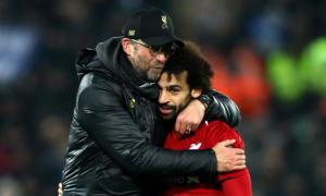 Klopp: 'Salah không cần đổ máu để kiếm phạt đền'