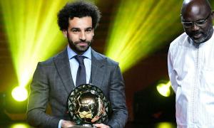 Salah đăng quang Cầu thủ hay nhất châu Phi lần thứ hai liên tiếp