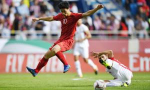 AFC: 'Việt Nam đủ năng lực cạnh tranh ở đẳng cấp châu lục'