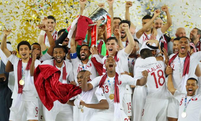 Qatar vô địch Asian Cup thuyết phục như thế nào