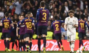 Real - Barca: Bại binh chờ phục hận
