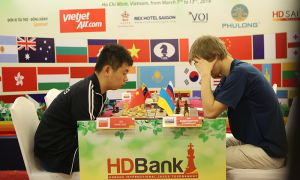 Bước ngoặt để Vương Hạo vô địch giải cờ vua HDBank 2019