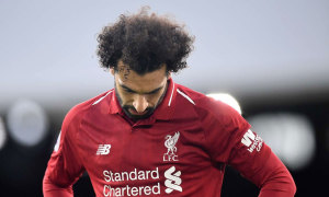 Cựu sao Liverpool: 'Salah không còn là chính mình'