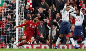Klopp: 'Liverpool không quá phụ thuộc vào khả năng ghi bàn của Salah'