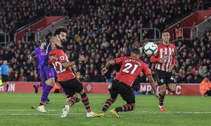 Klopp hài lòng khi Salah ích kỷ trong pha ghi bàn