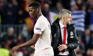 Solskjaer được khuyên phải 'tàn nhẫn' tại Man Utd