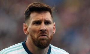 Messi nằm trong đội hình gây thất vọng ở Copa America 2019