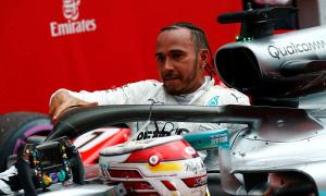 Mercedes trước thử thách nắng nóng ở Grand Prix Đức