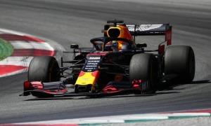 Max Verstappen về nhất tại Đức 2019