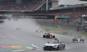 Top 10 tình huống gay cấn ở chặng đua F1 Đức