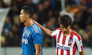 Felix làm lu mờ Ronaldo khi Atletico Madrid hạ Juventus