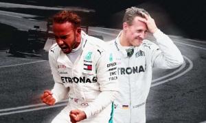 Hamilton và cơ hội phá bảy kỷ lục của Schumacher