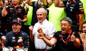 Honda trên đường tìm lại vinh quang tại F1