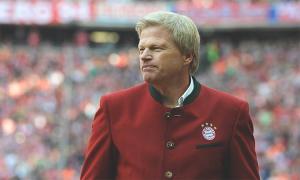 Oliver Kahn làm CEO Bayern từ 2022