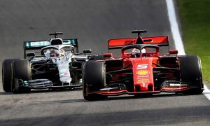 Công lao thầm lặng của Vettel ở chặng đua Bỉ