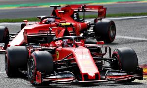 Ferrari và kỳ vọng ở Monza