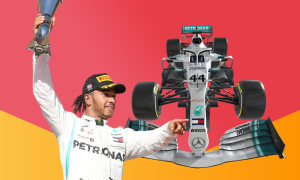 Lewis Hamilton và con đường trở thành huyền thoại F1