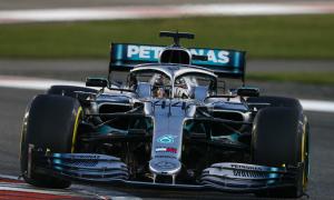 Hamilton về nhất ở Abu Dhabi Grand Prix