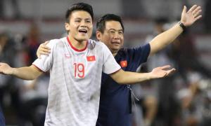 Quang Hải lạc quan về khả năng dự U23 châu Á 2020