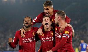 Henry: 'Liverpool có thể bất bại cả mùa'