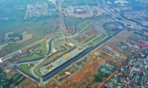 Đường đua F1 Việt Nam hoàn thiện vào tháng 3