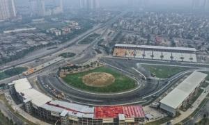 Thực trạng đường đua F1 Việt Nam so với phối cảnh