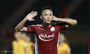 TP HCM độc chiếm đỉnh bảng V-League