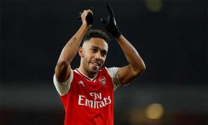 Aubameyang được khuyên rời Arsenal