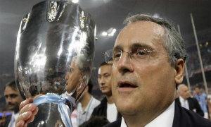Lazio sẵn sàng đá trận tranh scudetto với Juventus
