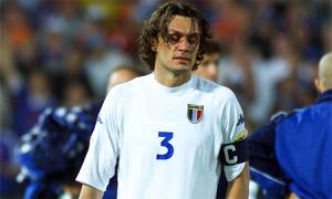 Maldini: 'Tôi là kẻ thất bại lớn nhất lịch sử bóng đá'