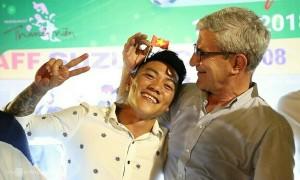 'Gà chiến' Nguyễn Quang Hải và vinh quang sau những giọt nước mắt
