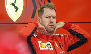 Tại sao Vettel thất bại ở Ferrari?