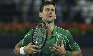 Djokovic tổ chức giải tennis vùng Balkan