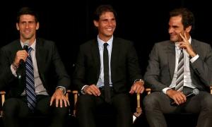 Djokovic lý giải việc không mời Federer, Nadal