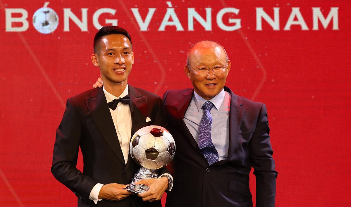 Hùng Dũng và đường đến Quả Bóng Vàng Việt Nam 2019 - VnExpress Thể thao