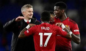 Man Utd vẫn 'vô địch' Anh về giá trị CLB