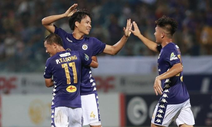 Hà Nội vào tứ kết Cup quốc gia