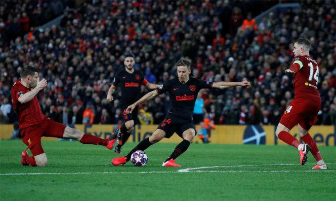 Chính phủ Anh bị tố cáo vì trận Liverpool - Atletico