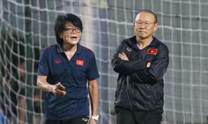 VFF đưa bác sĩ Choi Ju-young về hỗ trợ thầy Park