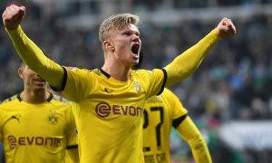 Haaland: 'Thật chán khi Bayern vô địch'