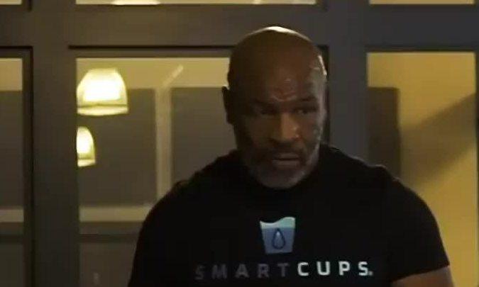 Mike Tyson tích cực tập chờ tái đấu