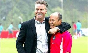 HLV Park kể về kỳ tích của Hàn Quốc ở World Cup 2002