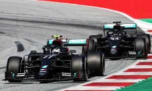 Vì sao Lewis Hamilton thất bại ở GP Áo?
