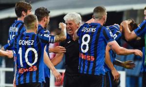 Atalanta vượt Inter
