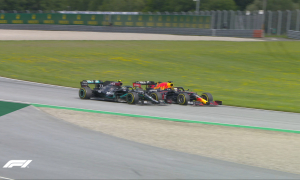 Hamilton về nhất ở Grand Prix Styrian