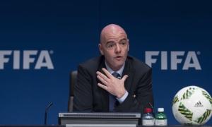 Chủ tịch FIFA bị điều tra