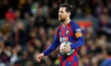 Barca được khuyên độc lập với Messi