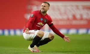 Man Utd mất trụ cột ở Europa League